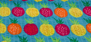 Beach Bag in pineapples
