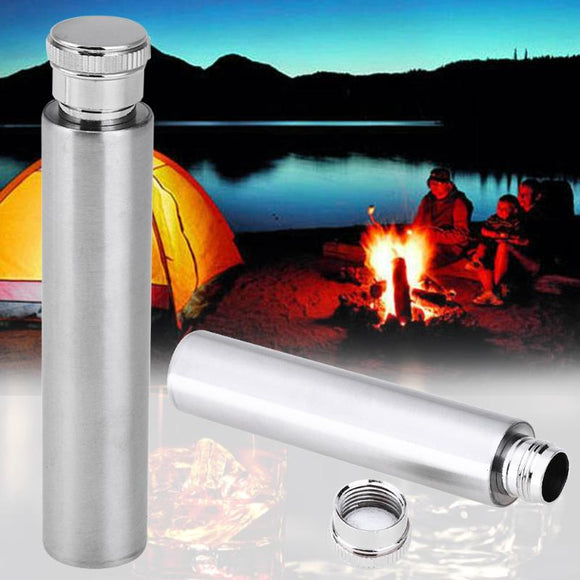 1oz 30ml Portable Stainless Steel Wine Pot Hip Flask Whisky Flagon Fishing Camping Alcohol Bottle Wine Drinkware Flasks