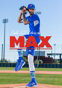 CJ Edwards for Max Sports Fitness