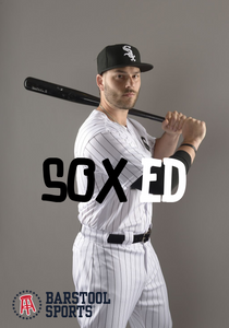 Sox Ed Podcast with Daniel Palka and Barstool Sports