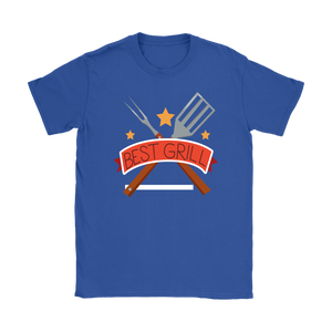 Offline Grill Queen Star T-shirt