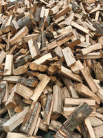 Semi-Seasoned Cordwood