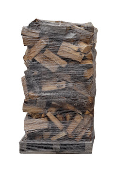 1/3 Cord Palletized Firewood - Seasoned
