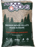 Wood and Sons Premium Softwood Pellets (Restock in December)