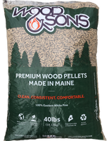 Wood and Sons Premium Softwood Pellets