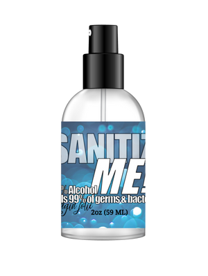 Sanitize Me!-Blue