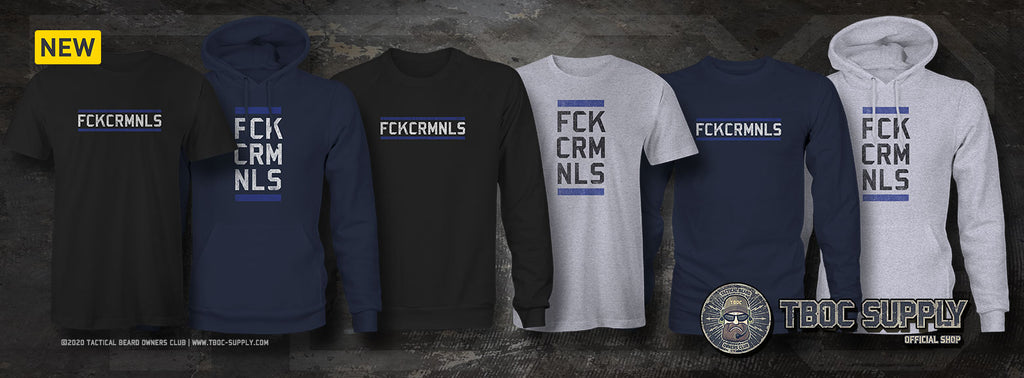 "New Collection: ""FCKCRMNLS"""