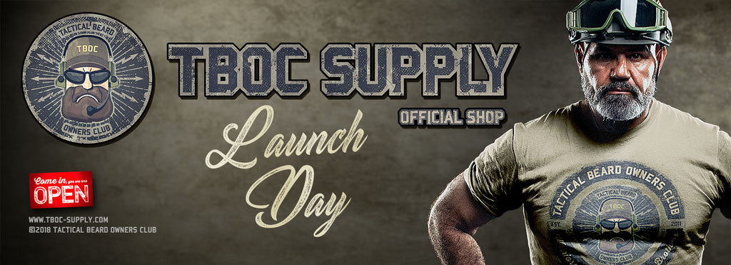 TBOC Supply Launches Today!