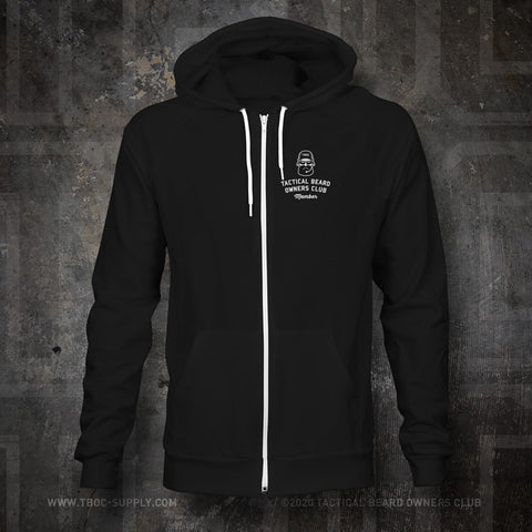 "TBOC Embroidered Premium Hoodie ""Member"" – Black - TBOC Supply"