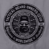 TBOC T-Shirt Logo Black – Slate - TBOC Supply
