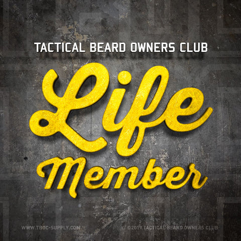 Life Membership - TBOC Supply