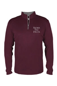 Sigma Tau Delta Named Performance 1/4 Zip