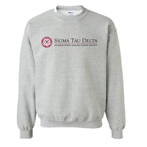 Heather Grey Crewneck Sweatshirt