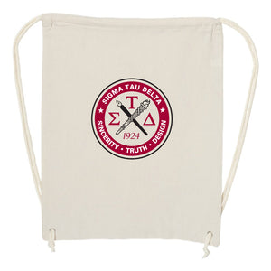 Canvas Drawstring Bag