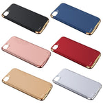 Ultra thin Portable Battery Charger case Slim Phone Case Wireless Smart Battery Case With Indicator Light For iPhone 6 7 8-teefury