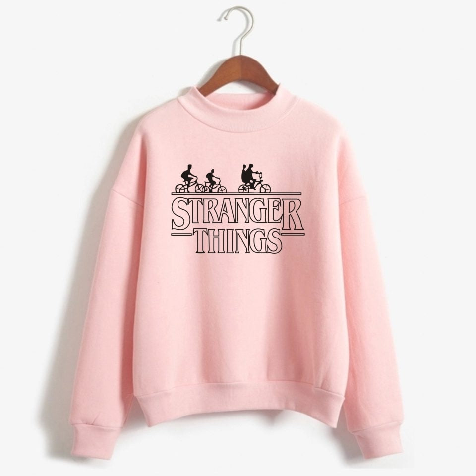 Frdun Tommy American Television Stranger Things Sweatshirt Stranger Things Hoodie Sweatshirt Women Fashion Casual Clothes-teefury