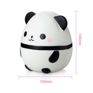 Jumbo Squishy Kawaii Panda Bear Egg Candy Soft Slow Rising Stretchy Squeeze Kid Toys Relieve Stress Bauble Children's Day Gifts-teefury