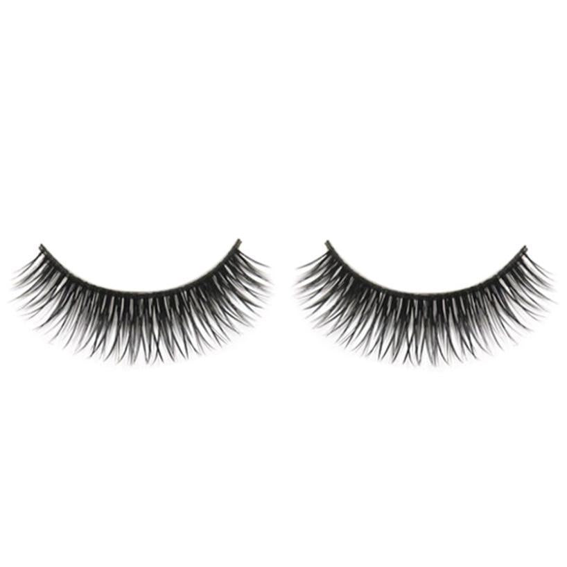 #5001 Fashion Dense Eye Lash Natural Beauty Dense A Pair False Eyelashes-teefury