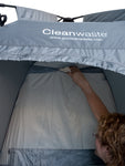 Cleanwaste The PUP® GO anywhere privacy shelter™ - EPS Retail