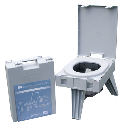 The PETT® GO anywhere toilet® - EPS Retail