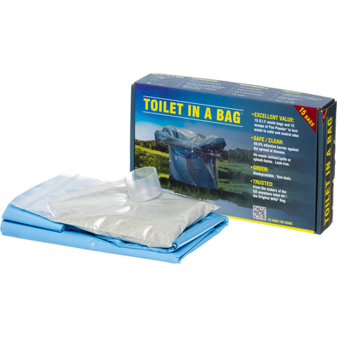 Toilet in a Bag®