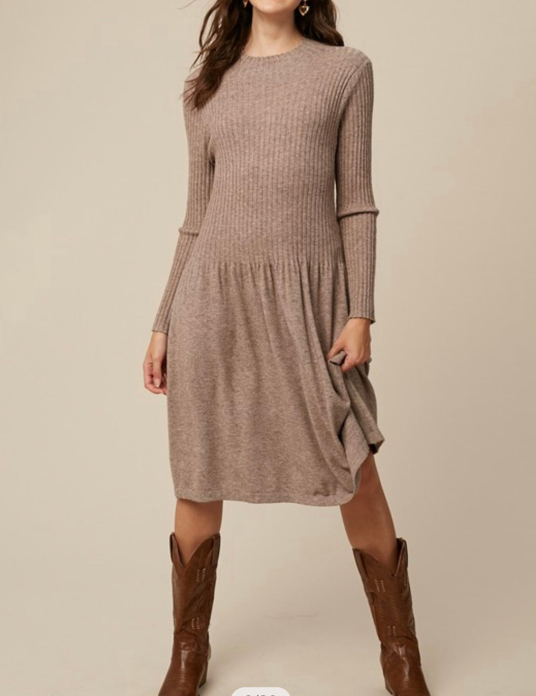 Montreal, sweater dress
