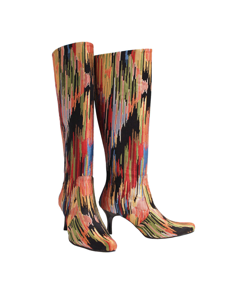 Painter Knee High Boot - Kitten