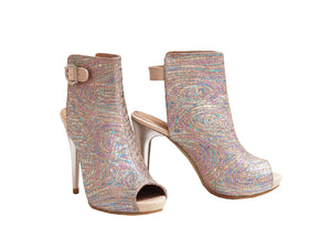 Rainbow Sparkle - ANK Stiletto