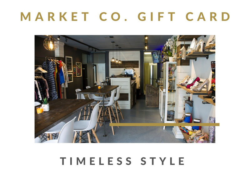 Market Co. Gift Card