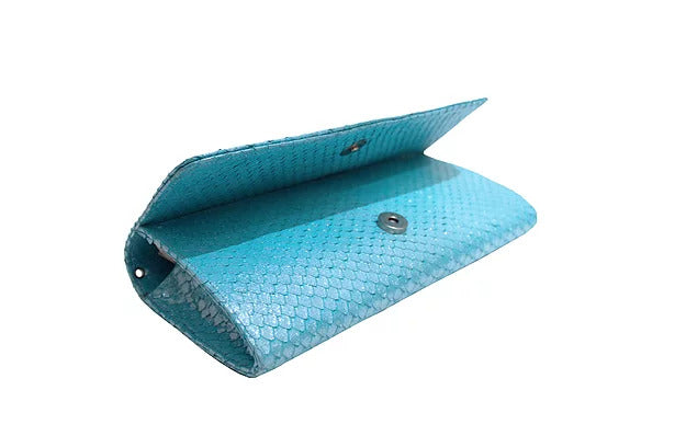 Blue Scale Clutch
