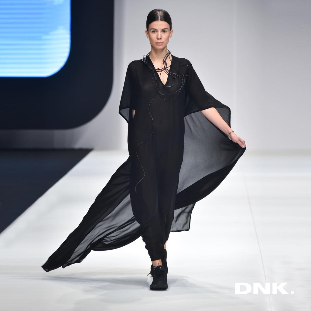 DNK Cape Jumpsuit