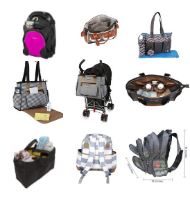 Diaper Bags BackPacks