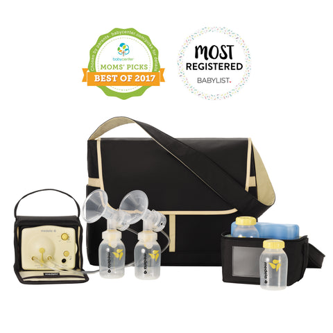 Medela Pump In Style Advanced Double Electric Breast with The Metro Bag