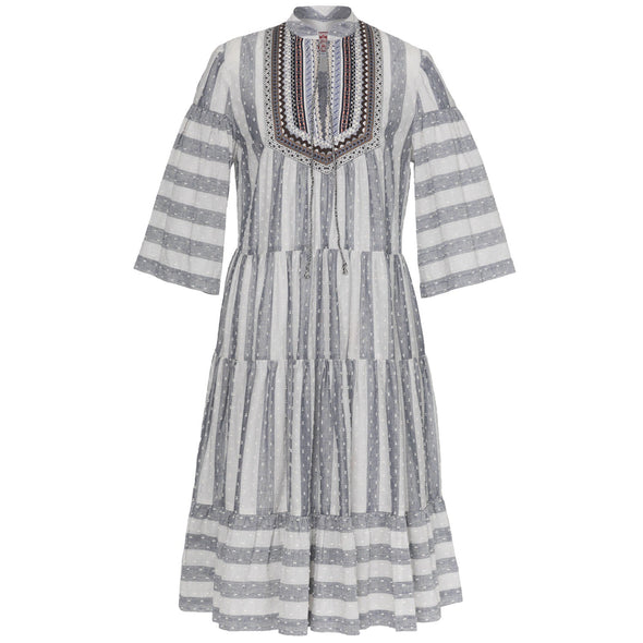 DREAMER DRESS STRIPES