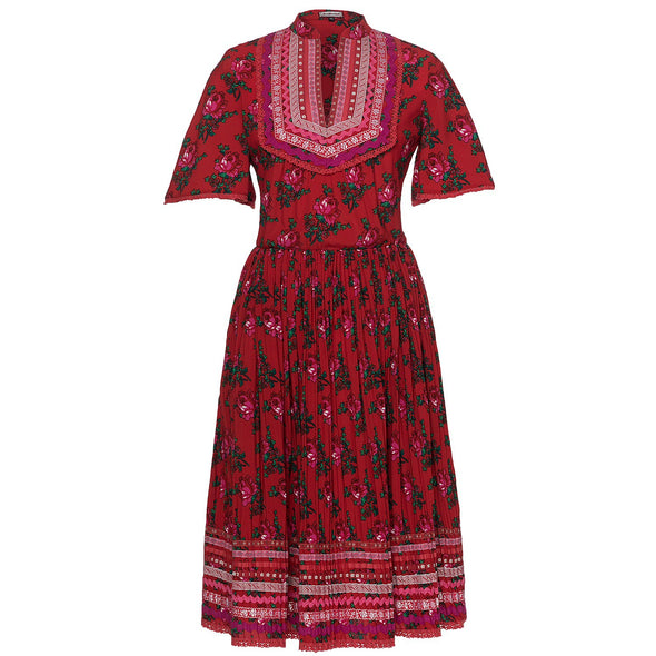MULATSÁG DRESS RED