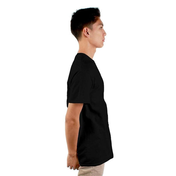 Black And White Marble Pocket Unisex Tee - Unisex Tee