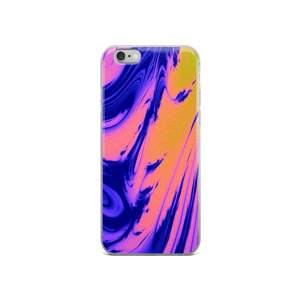 Bright Berry Blur Trippy Phone Case (Iphone) - Multicolor / Iphone 6/6S - Iphone Case