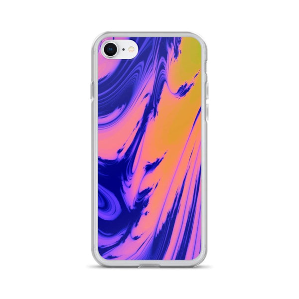 Bright Berry Blur Trippy Phone Case (Iphone) - Multicolor / Iphone 7/8 - Iphone Case