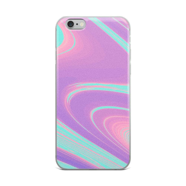 Cotton Candy Clouds Trippy Phone Case (Iphone) - Iphone 6 Plus/6Splus - Iphone Case