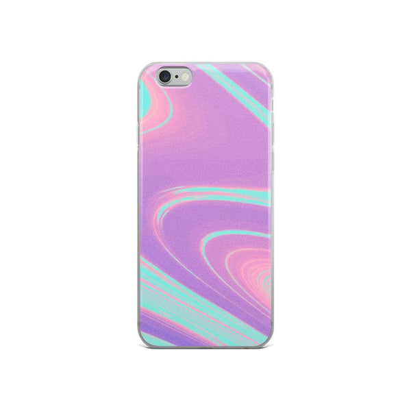Cotton Candy Clouds Trippy Phone Case (Iphone) - Iphone 6/6S - Iphone Case