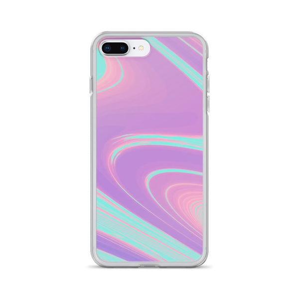 Cotton Candy Clouds Trippy Phone Case (Iphone) - Iphone 7 Plus/8 Plus - Iphone Case