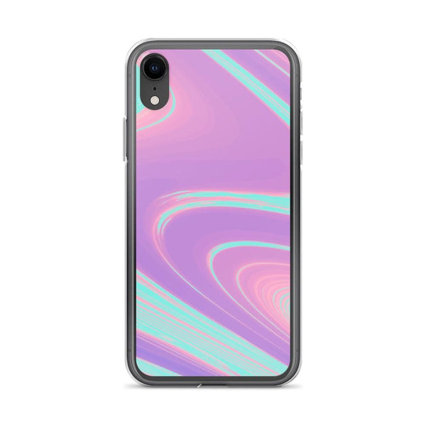 Cotton Candy Clouds Trippy Phone Case (Iphone) - Iphone Xr - Iphone Case