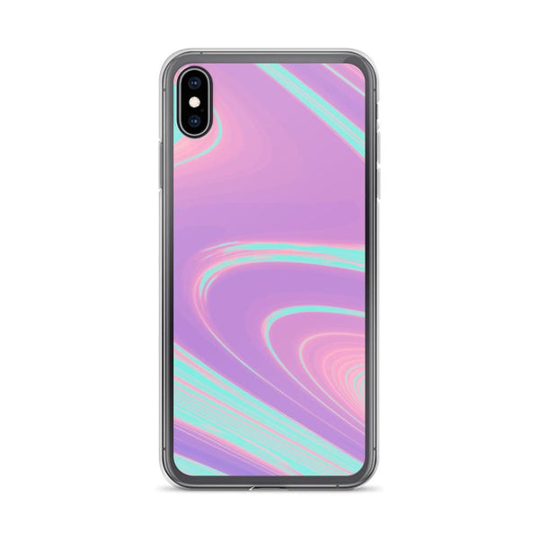 Cotton Candy Clouds Trippy Phone Case (Iphone) - Iphone Xs Max - Iphone Case
