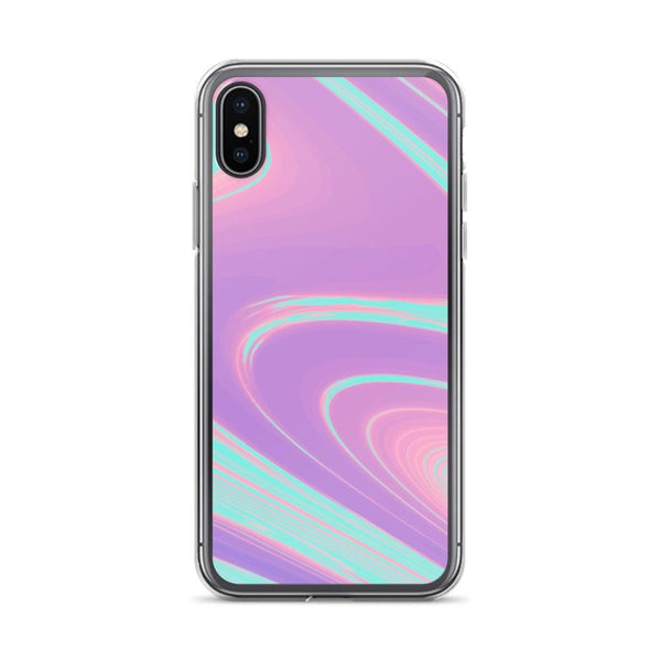 Cotton Candy Clouds Trippy Phone Case (Iphone) - Iphone X/xs - Iphone Case