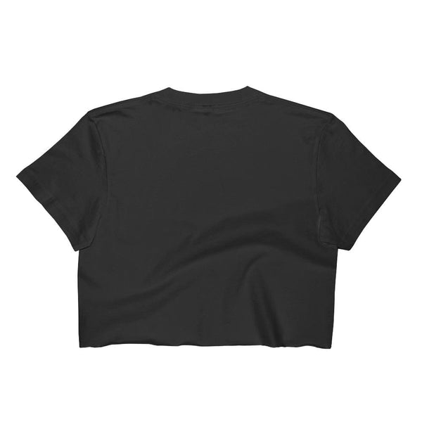Get Spooky Heck Yes Crop Top Tee - Crop Top
