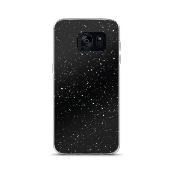 Glitch Stars - Phone Case (Samsung) - Samsung Galaxy S7 - Samsung Case