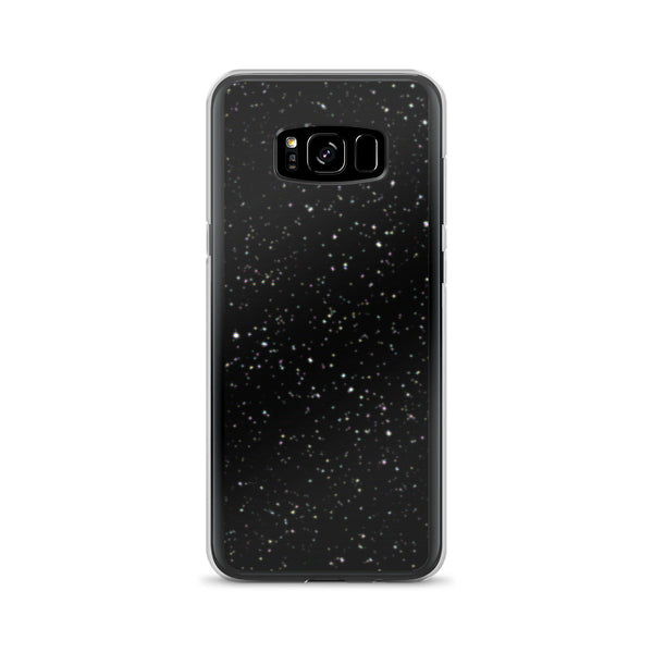 Glitch Stars - Phone Case (Samsung) - Samsung Galaxy S8+ - Samsung Case