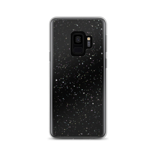 Glitch Stars - Phone Case (Samsung) - Samsung Galaxy S9 - Samsung Case