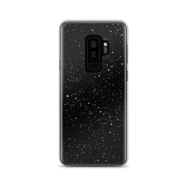Glitch Stars - Phone Case (Samsung) - Samsung Galaxy S9+ - Samsung Case