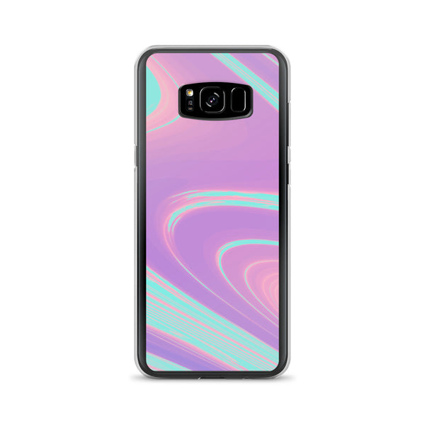 Cotton Candy Clouds Trippy Phone Case (Samsung) - Samsung Galaxy S8+ - Samsung Case